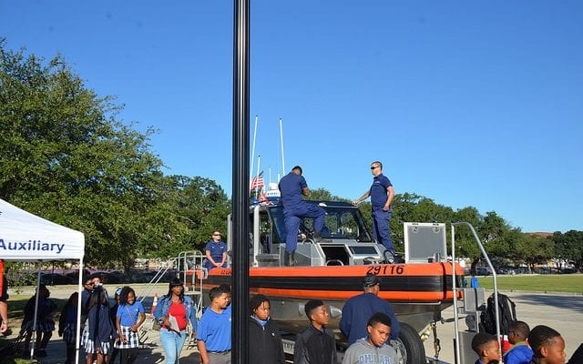 Coast Guard at Ocean Commotion
